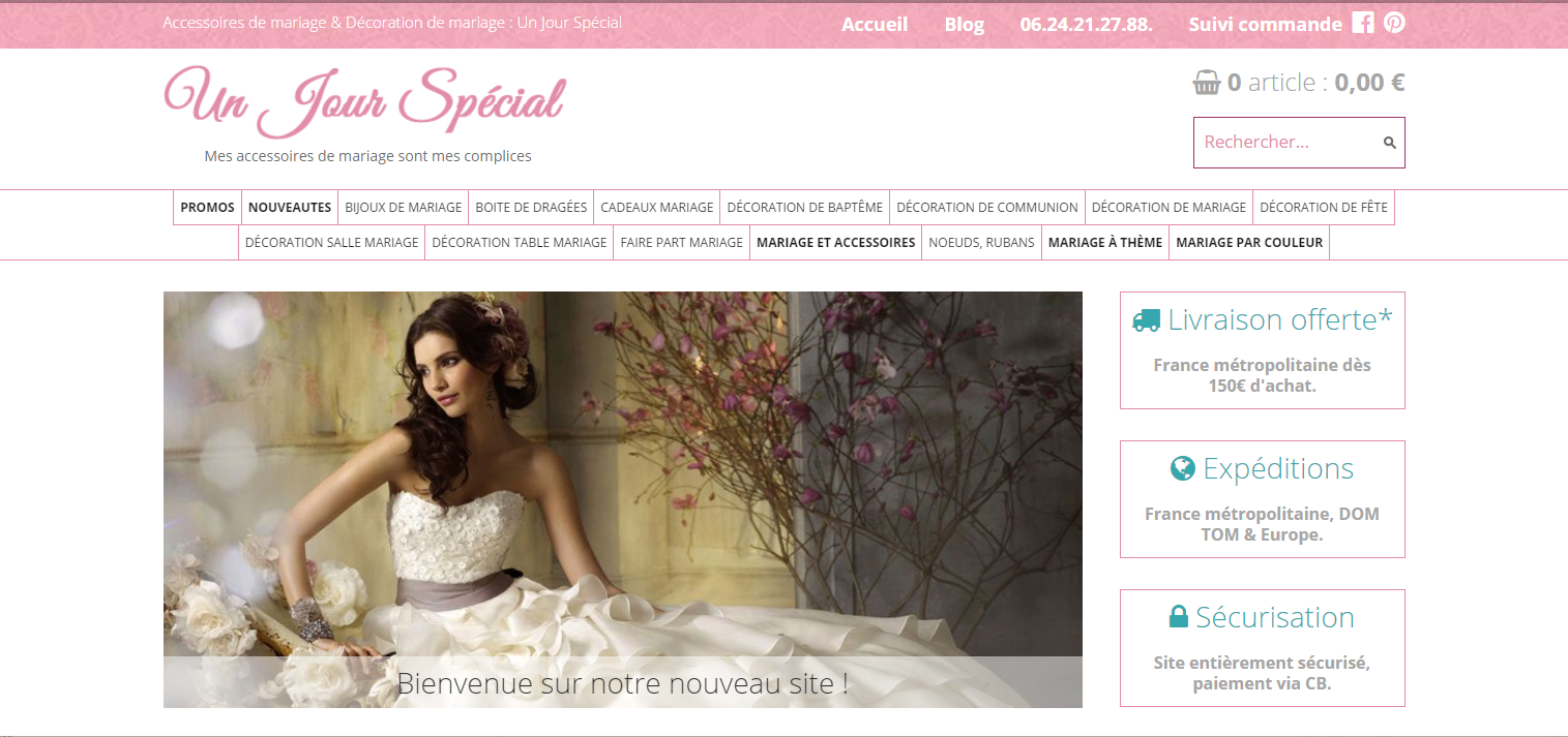 Actus et blog guide creer son site web for Idee site internet a creer
